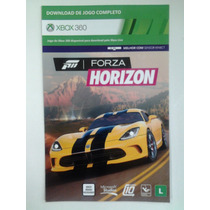Forza Horizon Cartao Download Em Portugues