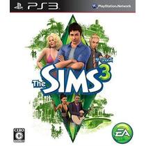 The Sims 3 - Ps3 - Original Pronta Entrega