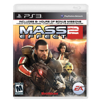 Mass Effect 2 Frete Grátis Jogo Ps3 Sdgames Garantia