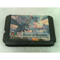 Master Of Monsters Original Japonesa Mega Drive