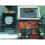 Liga Da Justiça Original Na Caixa Completa Super Nintendo