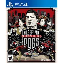 Sleeping Dogs Definitive Edition Ps4 Primaria Psn Rafa!
