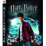 Harry Potter And The Half Blood Prince - Jogo Playstation 3