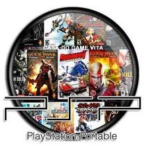 Oferta Promoção! Pacth 3000 Games Psp Por Apenas R$64,90
