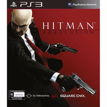 Hitman Absolution - Ps3 - Lacrado - Original