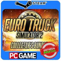 Euro Truck Simulator 2 Collectors Bundle Steam Cd-key Global