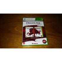 Dragon Age Origins Ultimate Edition Lacrado Xbox 360 Game