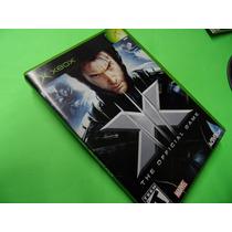 X-men 3 The Offical Game Original Xbox 1° Geração X Men