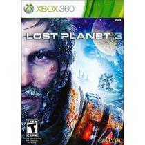 Lost Planet 3 - Legendas Em Português - Original Impecável