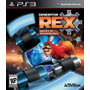 Game Generator Rex: Agent Of Providence Para Ps3