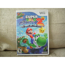 Game Super Mario Galaxy 2 Wii + Brinde
