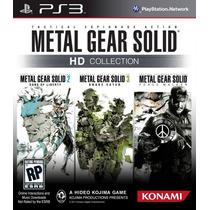 Metal Gear Solid Hd Collection - Vendo/troco #frete Grátis #