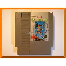 Fita Nes Nintendinho Castlevania Ii 2 Simons Quest Original