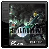 Patch Final Fantasy Vii - 100% Português - Psp