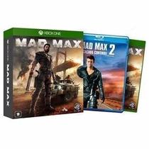 Mad Max Xbox One C/ Filme Rcr Games