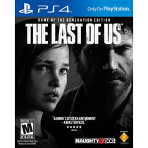 The Last Of Us Remastered - Português - Psn - Ps4 - Primario