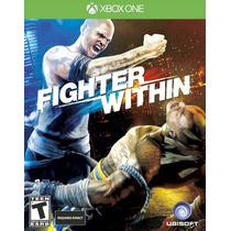 Fighter Within Xbox One Original Seminovo