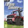 Jogo Novo Lacrado Farming Simulator 2013 Para Pc Computador