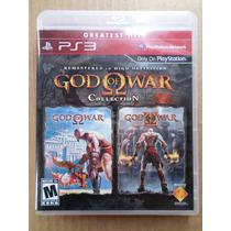 God Of War Collection De Ps3 (1 E 2)