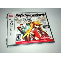 Foto Showdown Original Lacrado - Nintendo Dsi