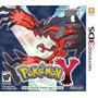 Pokemon Y Pokémon Nintendo 3ds Xl Lacrado Frete Grátis
