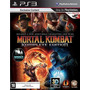 Jogo Mortal Kombat 9 Komplete Edition Português Ps3