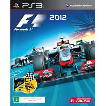 F1 2012 Ps3 Portugues Enviamos Hoje Gamesclubpsn