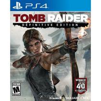 Tomb Raider - Em Português - Ps4 - Vaga Primária