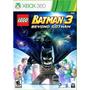 Lego Batman 3: Beyond Gotham Xbox 360 Portugues Original