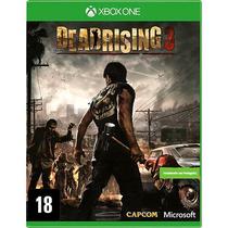 Dead Rising 3 Xbox One Pt-br (novo Lacrado Midia Física)