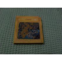 Cartucho Pokémon Crystal Version Para O Game Boy. Funcionan