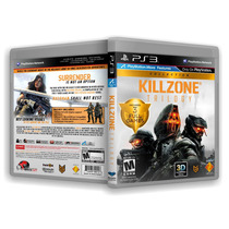 Ps3 - Killzone Trilogy - Original Mídia Física