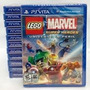 Lego Marvel Ps Vita, Novo E Lacrado Rcr Games