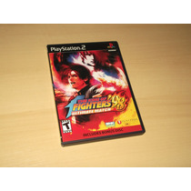 Ps2 - The King Of Fighters 98 Ultimate Match (americano)