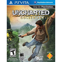 Uncharted Golden Abyss Psvita Ps Vita