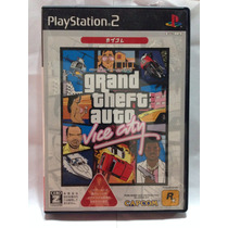 Cd De Play 2 Original Gran Thefy Auto Vice City Gta