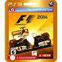 F1 2014 (via Código Ps3) O Colecionador