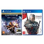 Destiny The Taken King + The Witcher 3 Ps4 Rcr Games