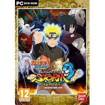 Naruto Shippuden Ultimate Ninja Storm 3 Full Burst Pc !!!