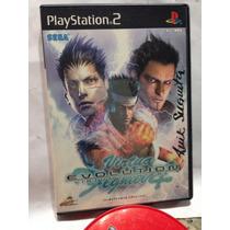 Cd De Play 2 Original Virtua Fighter 4 Evolution