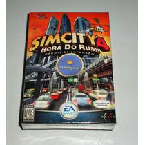 Simcity 4 Hora Do Rush | Expansão | Jogo Pc | Original