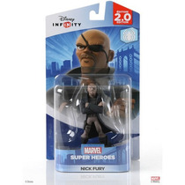Lacrado Boneco Disney Infinity 2.0 Single Figure Nick Fury
