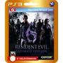 Resident Evil 6 Ultimate Edition (código Ps3) O Colecionador