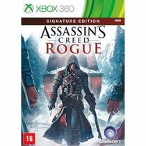 Assassins Creed Rogue Signature Edition Xbox 360 (português)