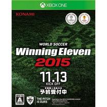 World Soccer Winning Eleven 2015 Xbox One