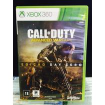Jogo Call Of Duty Advanced Warfare Xbox 360, Novo, Lacrado