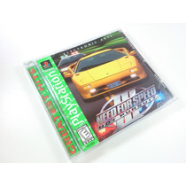 Jogo Playstation One (1) - Need For Speed Iii 3 Hot Persuit