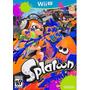 Splatoon Wii U Lançamento Nintendo