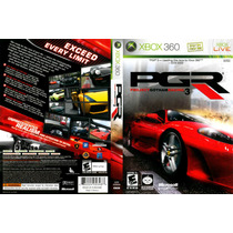 Project Gotham Racing 3 Pgr3 Xbox 360 Original Frete R$7,00