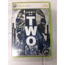 Cd De Xbox 360 Original Japones Arm Of Two